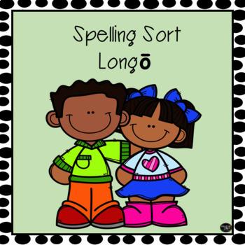 Long O Word Study (California Second Grade Treasures Unit