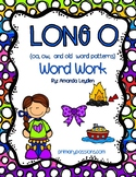 Long O Word Word-Other patterns