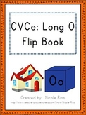 Long O Word Work Flip Book - CVCe