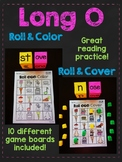 Long O Words Roll - Fun CVCe Game / Activity - Reading & Blending with Silent E