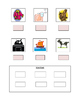 """Phonics Worksheet with Long """"O"""" Words For The Non-Writer"""