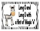 Long O and U and Magic e