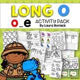 Long O o_e Activity Pack cvce and ccve