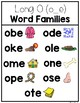Long O (o_e) CVCe Interactive Activities (First Grade Phonics)