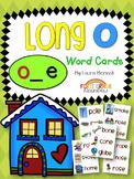 Long O o_e Word Cards