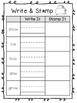 Long O (oa / ow) Phonics Worksheets (No Prep)