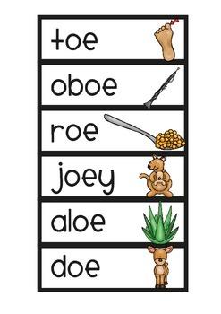 Long O - oe