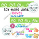 Long O (oe, oa, ou, ow) - Word Work Presentation, Worksheets, and Sorting Cards