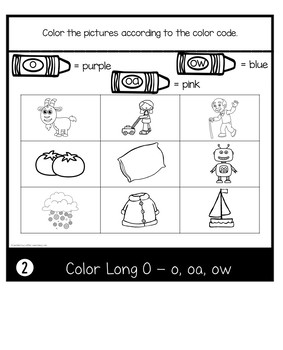 Long Vowel Sounds  o, oa, ow | Journeys Helen Keller | Long Vowel Practice