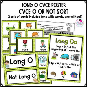 Long O with Magic E CVCe