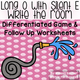 Long O with Silent E Write the Room!