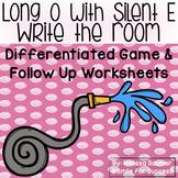Long O with Silent E Write the Room!