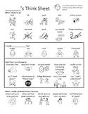 Visual Think Sheet