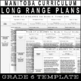 Detailed Editable Long Range Plans / Grade 6 Curriculum Bundle (.rtf) and (.pdf)
