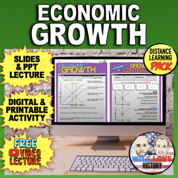 Long-Run Economic Growth Bundle