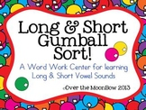 Long & Short Gumball Sort!
