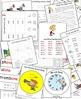 "Long & Short ""O"" Word Work (Phonics - Word Families)"