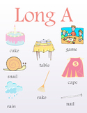 Long & Short Vowel Posters