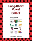 Long Short Vowel Sort