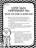 Long Shot by Chris Paul Autobiography Comprehension Test