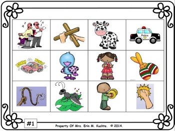 Long Sounds vs. Short Sounds BINGO for the Elem. Music Classroom