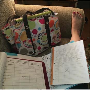 Long Term Planner - 9 week per page