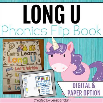 Long U Flip Book