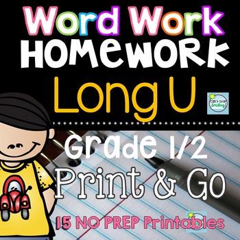Long U