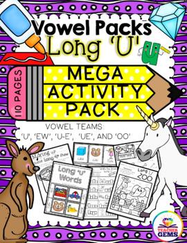 Long U Mega Activity Pack