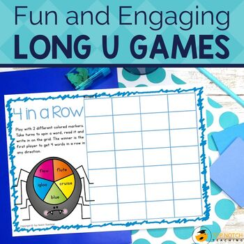 Long U Activities, Games & Worksheets