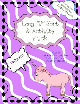 Long U Activity Pack