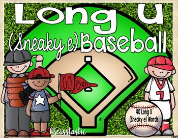 Long U Baseball (Sneaky E)