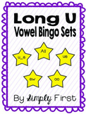 Long U Bingo Game Sets (freebie in preview!)