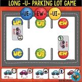 Long U Game: Parking Lot (ui, ew, ue)