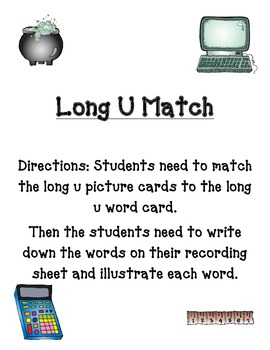 Long U Match