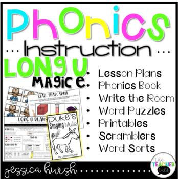 Long U Phonics Instruction