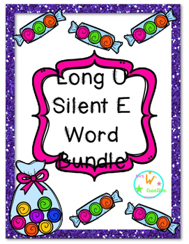 Long U Silent E Bundle