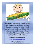Long U Surfing Game