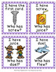 Long U Vowel Team Words I Have Who Has? Game