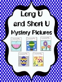 Long U and Short U Mystery Pictures
