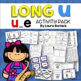 Long U u_e Activity Pack cvce and ccvce