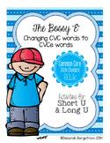 Long U with Bossy E Unit - CVCe Spelling Pattern