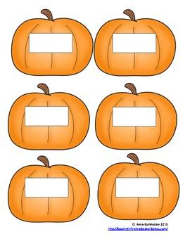 Long U/Short U Pumpkin Sort