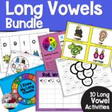 Long Vowel Bundle- Ten Different Activities