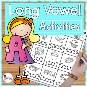 Long Vowel A Activities