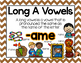 Long Vowel A Word Work {-ame Word Family}