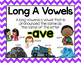 Long Vowel A Word Work {-ave Word Family}