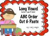 Long Vowel ABC Order