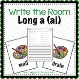 Long Vowel AI Write the Room