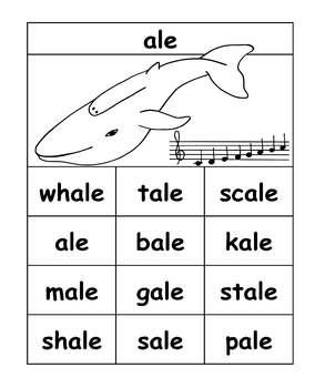Long Vowel Activities Sample Mini Practice Pack